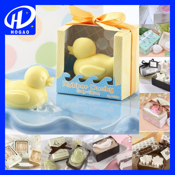 Adorable Rubber Ducky Baby Shower Soap Party Favor For Wedding