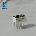 High quality electronic components 0.39 inch 1 digit led display 7 segment