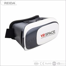High Quality Virtual Screen Vr Box 1080p 3d Video Glasses