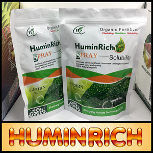 Huminrich Mineral Fertilizer Natural 100% Organic Water Soluble Fulvic Acids