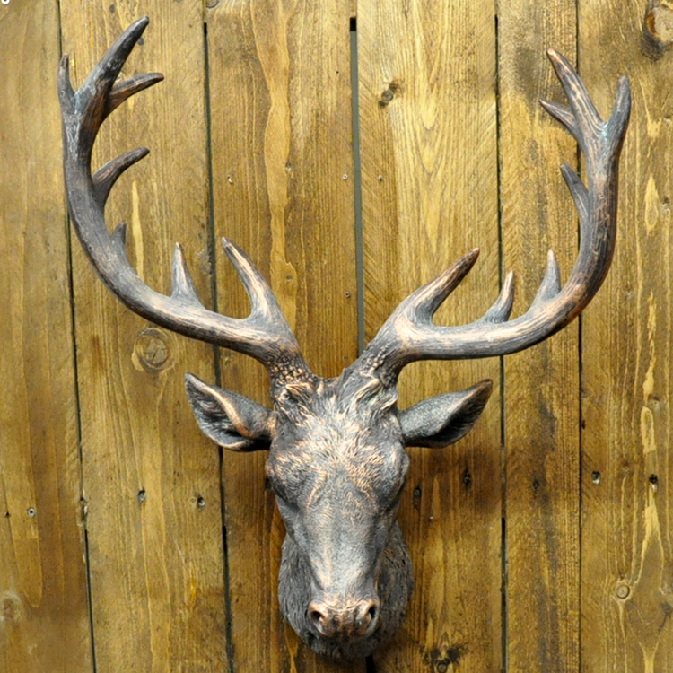 Deer Head Decor, Deer Head Decor Suppliers and Manufacturers at ...