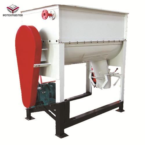 YSHJ250 फ़ीड क्षैतिज मिक्सर/पोल्ट्री फीड मिक्सर/पशु चारा मिश्रण मशीन
