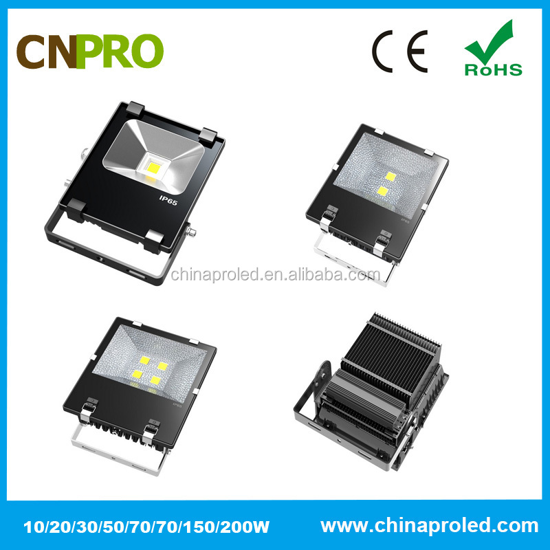 High power lower energy usage perfect 10W flood light led 100-240V AC