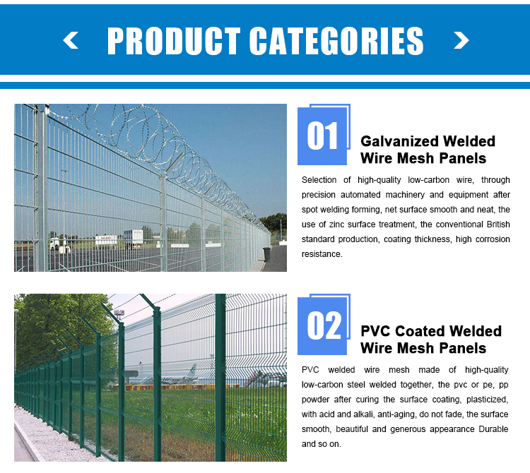 Quality Temporary Construction Fence Fencing Panels Welded Steel Wire Mesh  For Construction Sites - Buy Mesh Fence Panel,Wire Mesh Fence