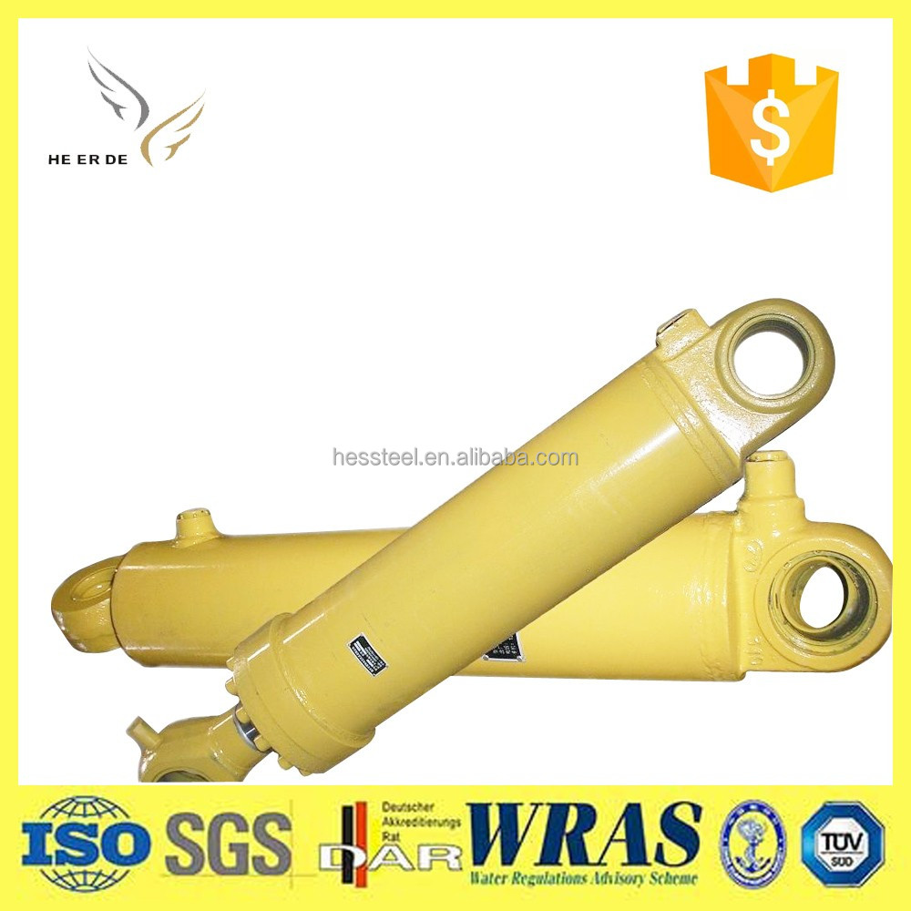 Telescopic Multistage Hydraulic Cylinder for Highway Transportation