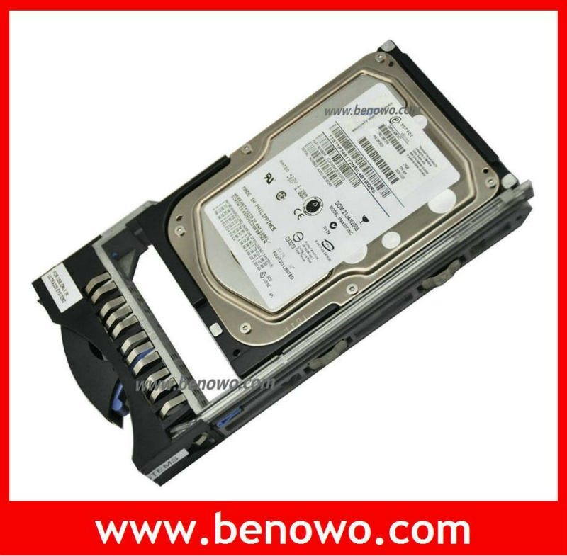 73.4GB 10K Server Hard Disk for IBM Ultra U320 SCSI Hot-Swap HDD w/TRAY