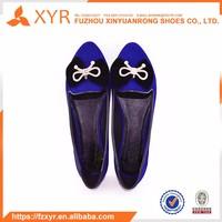 XYR customized colors UP upper uniquely women shoes 2017 flat