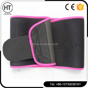 High quality Neoprene Stomach Wrap and Waist Trainer Sweat Waist Trimmer Belt