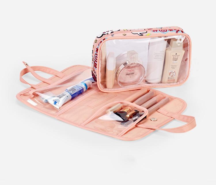 pvc cosmetic bags