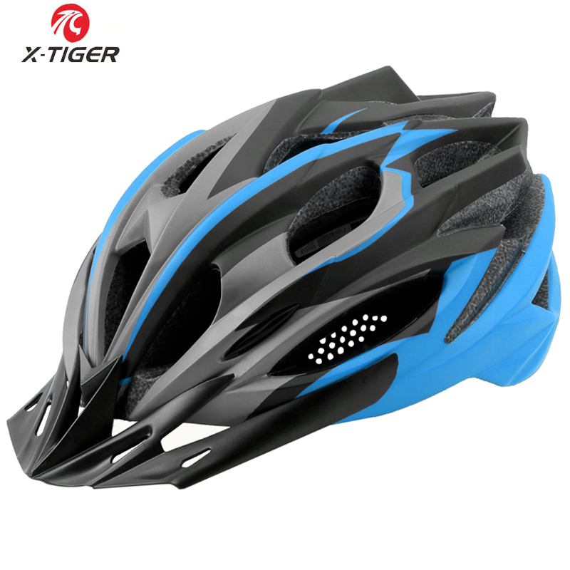 X-TIGER 2019 cycling helmet bicycle helmet no with light professional bicycle helmet фото