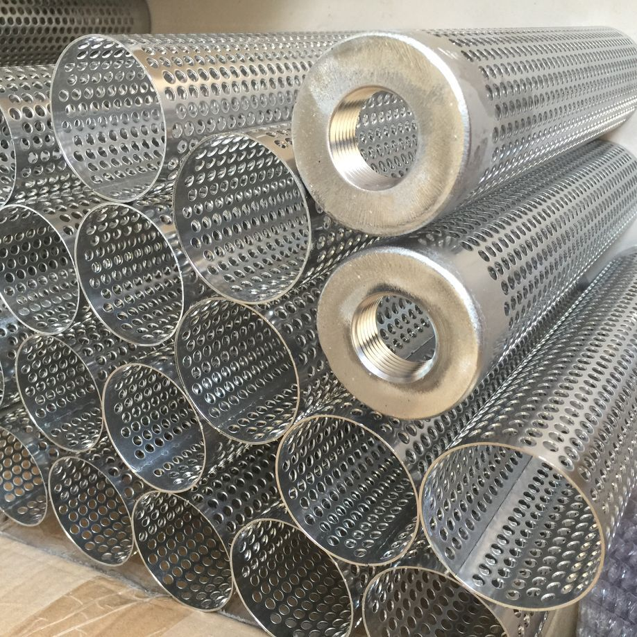 BOLIN stainless steel wire mesh filter cylinder Inlet <strong>Screens</strong>