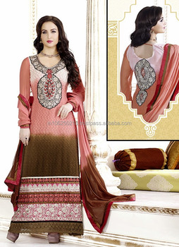 New Latest Indian Party Wear Salwar Kameez Punjabi Suits R6773 ...