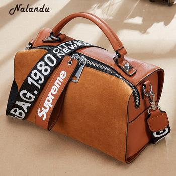 Guangzhou Fashion 100 Real Leather Bags Women Handbags From China