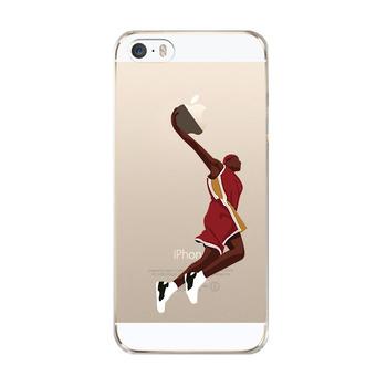 big sale 5b857 c14cf Design Mobile Cell Phone Sport Nba Jordan Basketball Super Star Phone Cases  Transparent Soft Tpu Custom Case For Iphone 5s - Buy Custom Case For ...