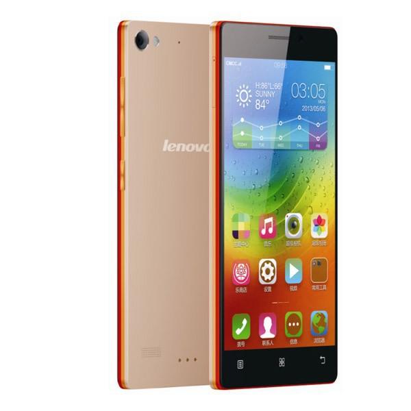 Original Lenovo VIBE X2 EU Gold 4G LTE Mobile Phone MTK6595 Octa Core  2 0GHz FHD 1920×1080 IPS Screen 2GB RAM 32GB ROM 13 0MP