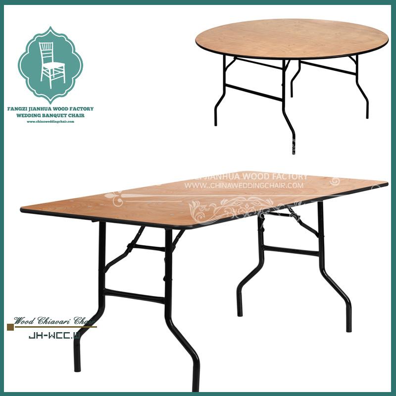 Pliante en bois table de camping, Coofee de table à vendre