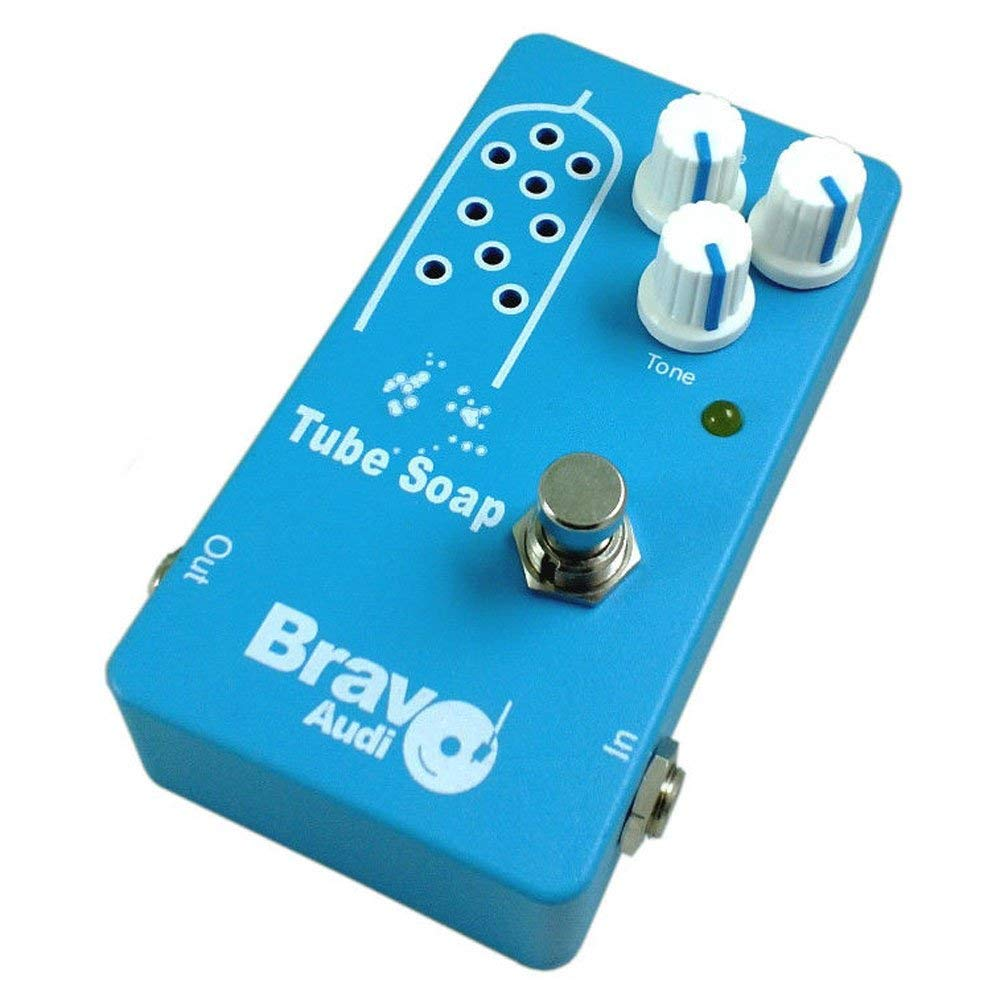 Buy Bravo Audio V2 Class A 12au7 Tube Multi Hybrid Headphone Amplifier Soap Bypass Warm Guitar Booster