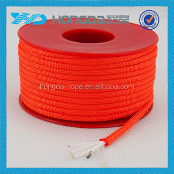 550 Parcord 4 Inner Strand Nylon Rope Braided Paracord - Buy 550  Paracord,Double Braided Nylon Rope,Nylon Rope Grass Cutter Machine Product  on