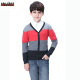 Anti-pilling Eco-friengly Boys Kids Cardigan Sweaters Children knitted v neck cashmere coat for Spring Winter 4-14 Years