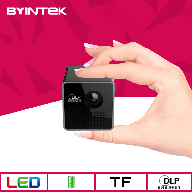 UNIC P1 USB Video Micro DLP Mini PhonePortable Intelligent Proyector Smart <strong>Projector</strong>