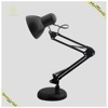 Cool Novelty Bedroom Table Lamp High Quality Folding Desk Lamp E27 Black Table Lamp