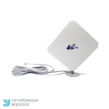 35dbi Ts9 Connector 4g Antenna Amplifier Signal Booster For Lte/4g/3g/2 4g  Mobile Wifi Hotspot Wireless Router - Buy 4g Antenna Amplifier Signal