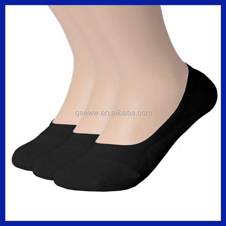 f5fd2cd7706 Summer women s nude color invisible socks thin boat sock slippers shallow  mouth ankle sock low-waist socks for women