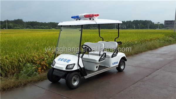 4seat special police patrol car for sale