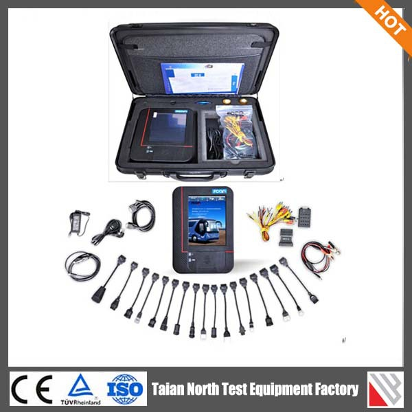 Heavy Truck Car Fault Code Diagnostic Scanner Auto Electrical Tool ...