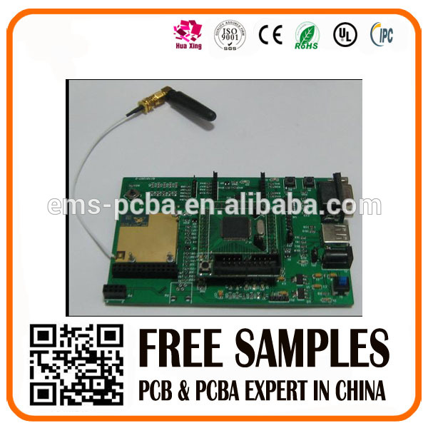 GPS GPRS device high quality pcba/PCB assembly/PCB manufacturer