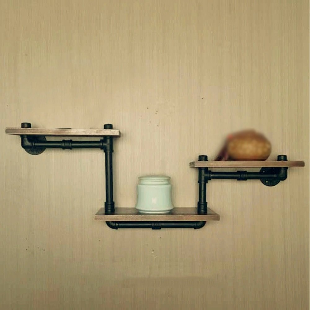 Wall-mounted Storage shelf / living room Wall-mounted pergola / wall-mounted Solid wood partition / wall-mounted shelves / wall-mounted Wall-mounted shelves /Wall-mounted shelf /(922035cm)