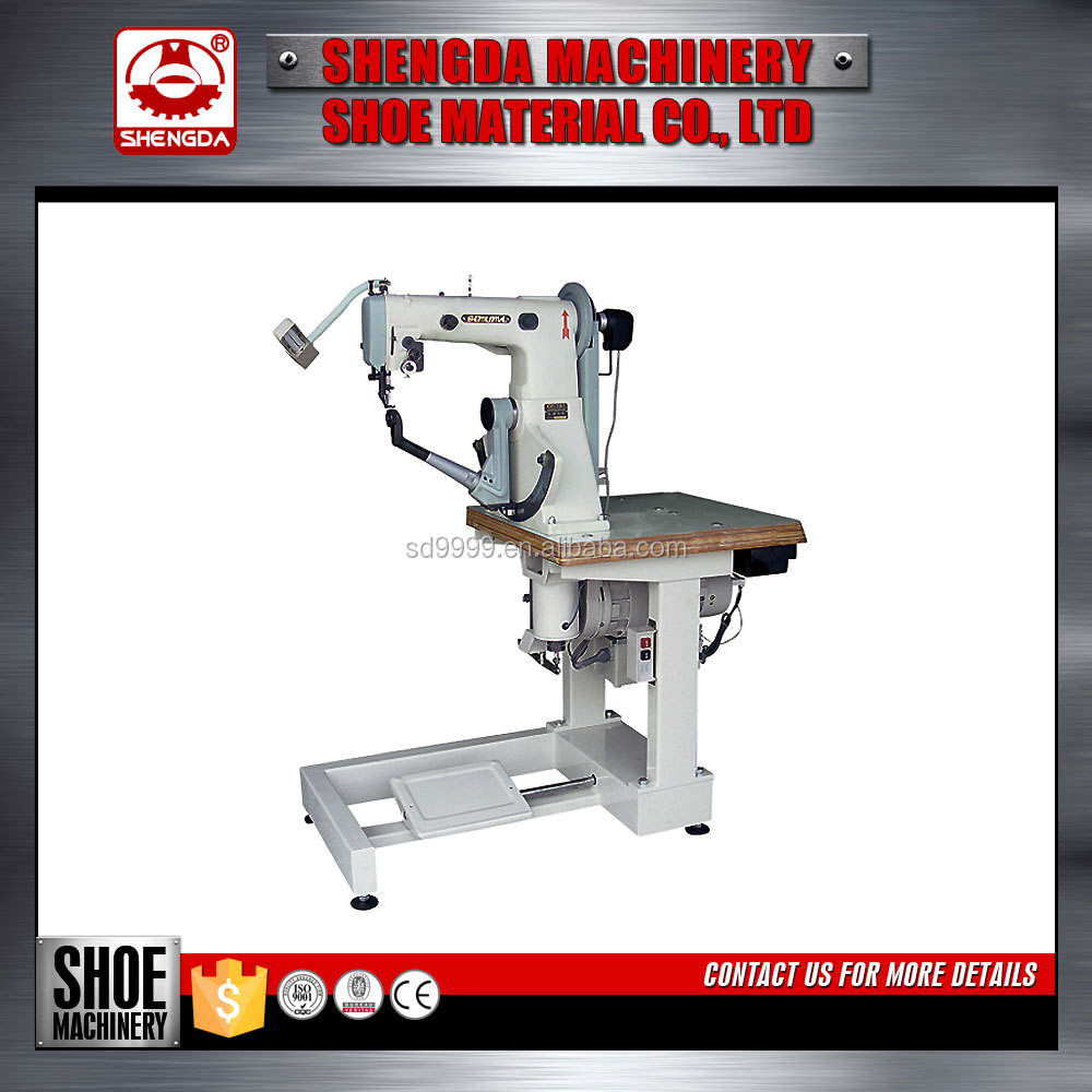 161single needle interlock sewing machine price Industrial sewing machine for shoe sole/hat/clothes/bag