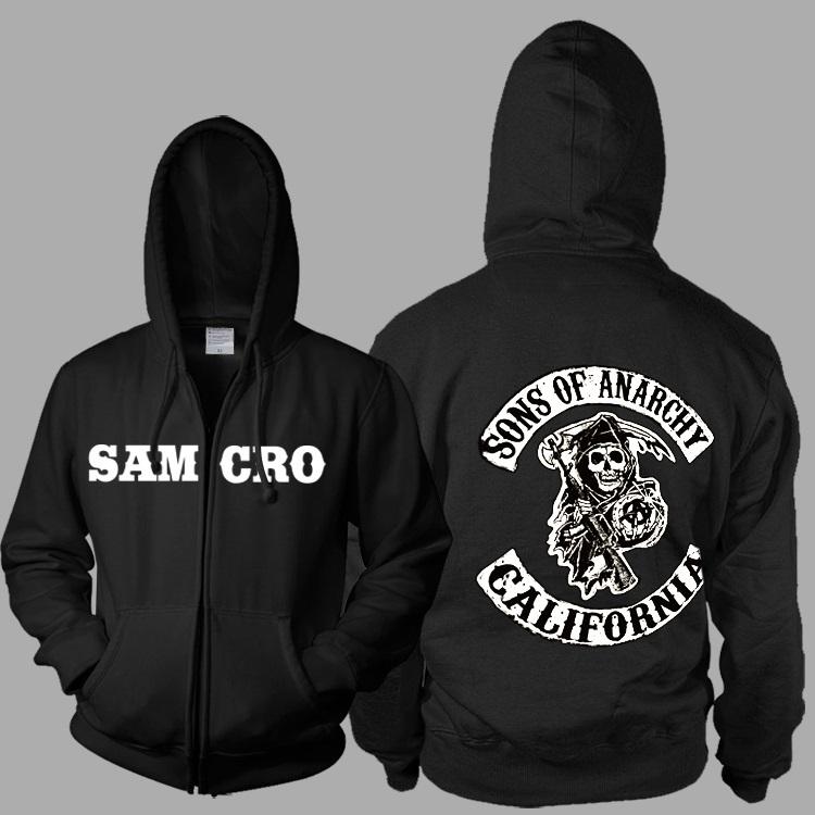 Samcro hoodies