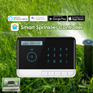 Smart sprinkler controller Updates with changes in weather Control your  yard, anytime, anywhere from your app replacing your ol