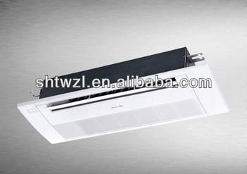 Daikin Vrv S Single Flow Ceiling Mounted Cassette Corner Type Air Conditioner