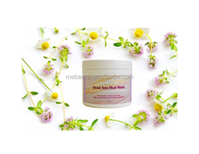 Korea dead sea extract mud mask powder for body