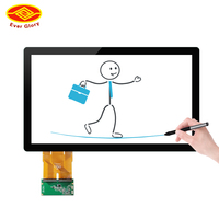 23 inch Projected Capacitive Touch Panel for Touch Display/ Monitor Touch Screen