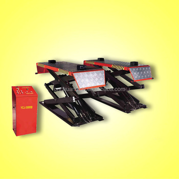 Small portable Scissor lift