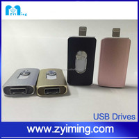 Zyiming wholesale Zyiming wholesale Micro usb storage 8/16GB OTG usb flash drive circuit 8/16GB OTG for apple devices/pc/android