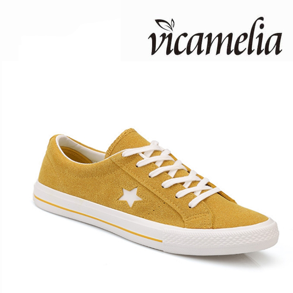 Fashion Shoes Sneakers LowTop Soft <strong>Flat</strong> Comfortable Suede Women's Casual Shoes