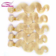 Raw 100%unprocessed top grade peruvian hair blonde, raw 100 cheap remy u tip hair extension wholesale