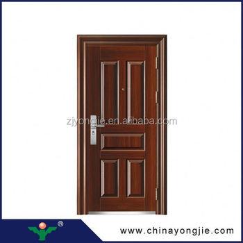 2015 New Design Swing Exteriror China Security Doors Buy
