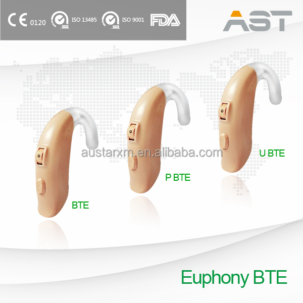 Economical and Digital Hearing Aids BTE in low price