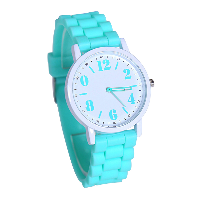 New Brand Silicone Quartz Watch Jelly Dress Watches Wristwatches For Women Ladies Sport Fashion Casual Watch relojes mujer 2015
