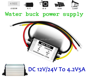 converter dc 12v 24v 36v 8 40v step down 5a 21w dc dc buck module car power supply. Black Bedroom Furniture Sets. Home Design Ideas