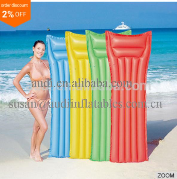 Kelsyus Drijvende Hangmat.Outdoor Kelsyus Drijvende Water Hangmat Opblaasbare Strand Hangmat