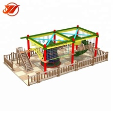Grote kind combinatie indoor <span class=keywords><strong>touw</strong></span> adventure <span class=keywords><strong>park</strong></span>