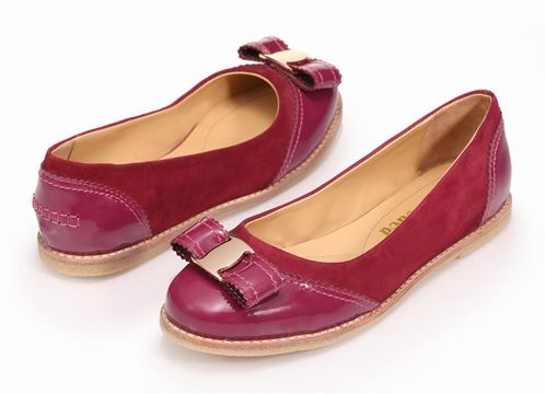 wholesale genuine leather women cheap red dolly shoes