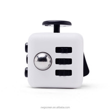 Promoting Sale Mini Fidget Cube Anti Stress Twiddle Block ADHD Focus Toys With Custom Branded