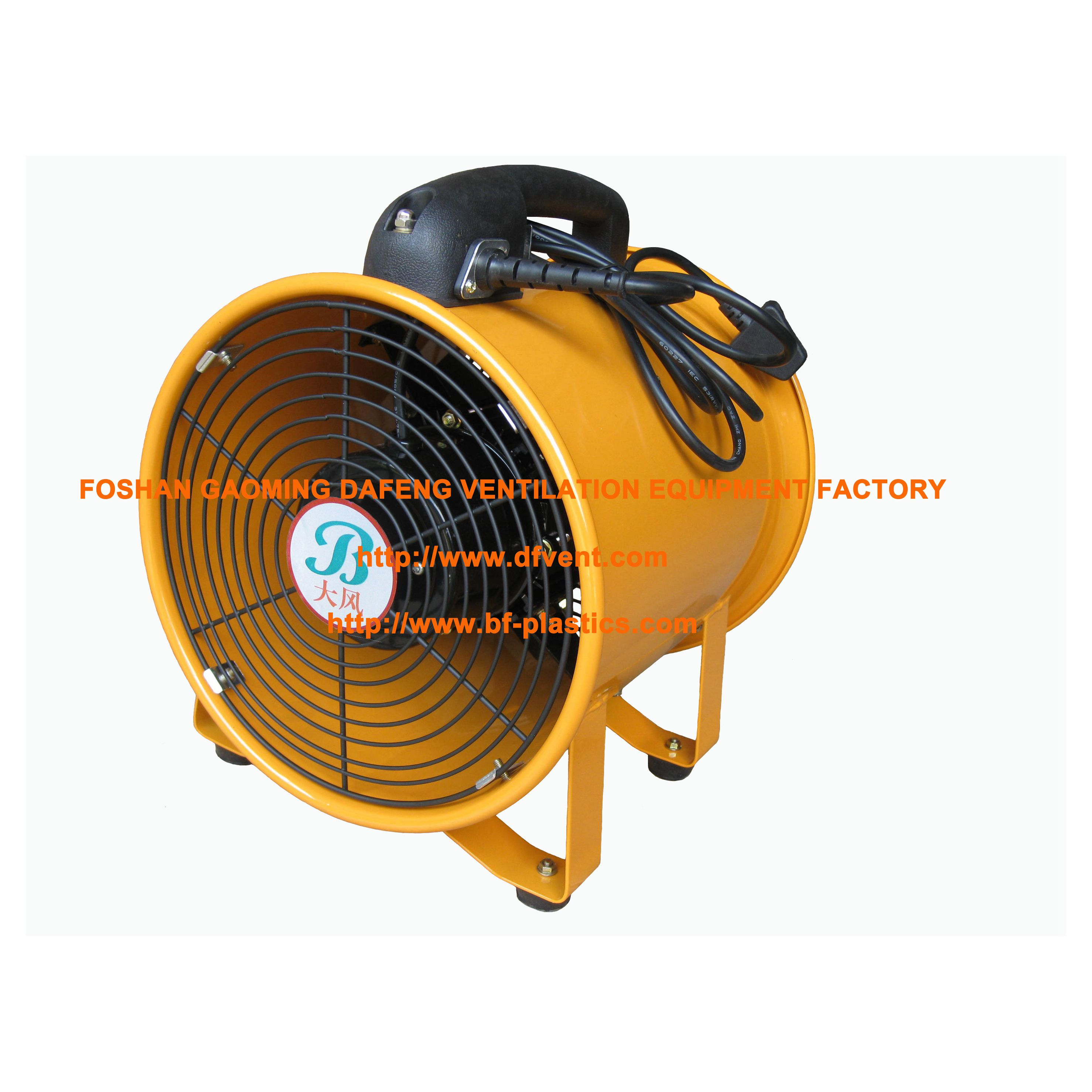 400mm 220V 50HZ 60HZ <strong>portable</strong> <strong>air</strong> blower <strong>ventilator</strong>